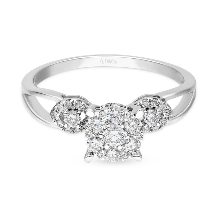 DIAMOND LADIES RING DCWF1529