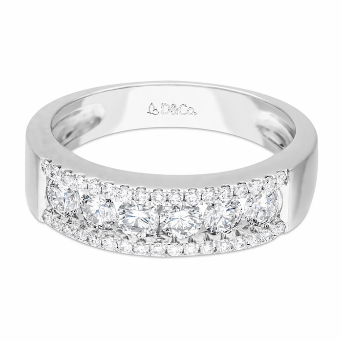 Diamond Ladies Ring DCWF1538