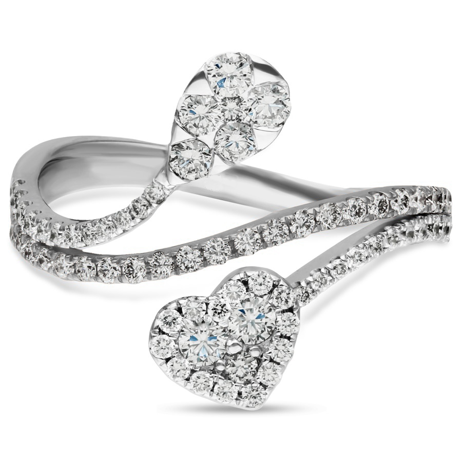 Diamond Ladies Ring DCWF1574
