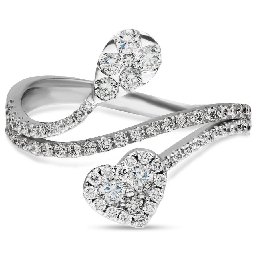 Diamond Ladies Ring DCWF1574