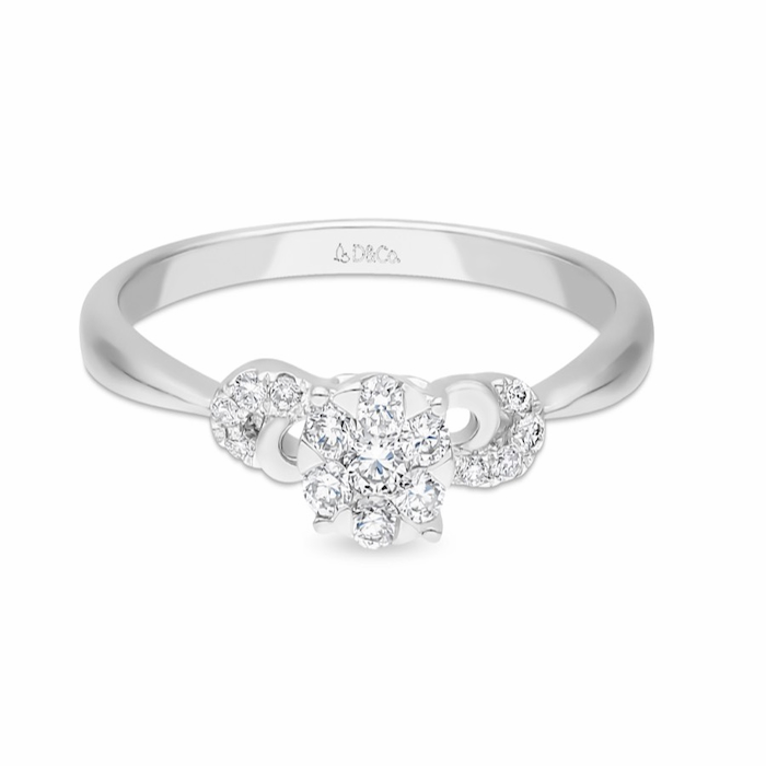 Diamond Ladies Ring DCWF1584