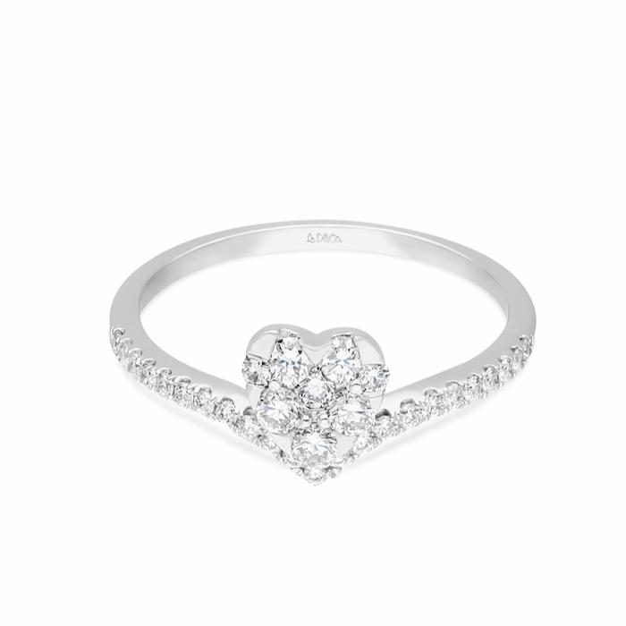 Diamond Ladies Ring DCWF1590