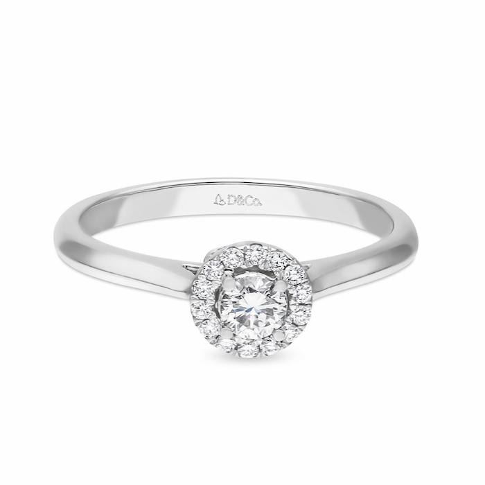 Diamond Ladies Ring DCWF1609