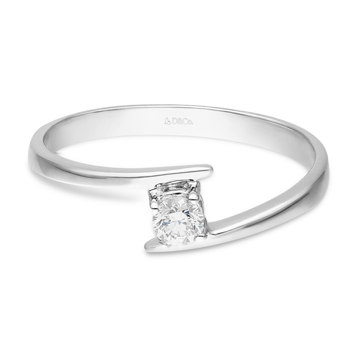DIAMOND LADIES RING DCWS0034