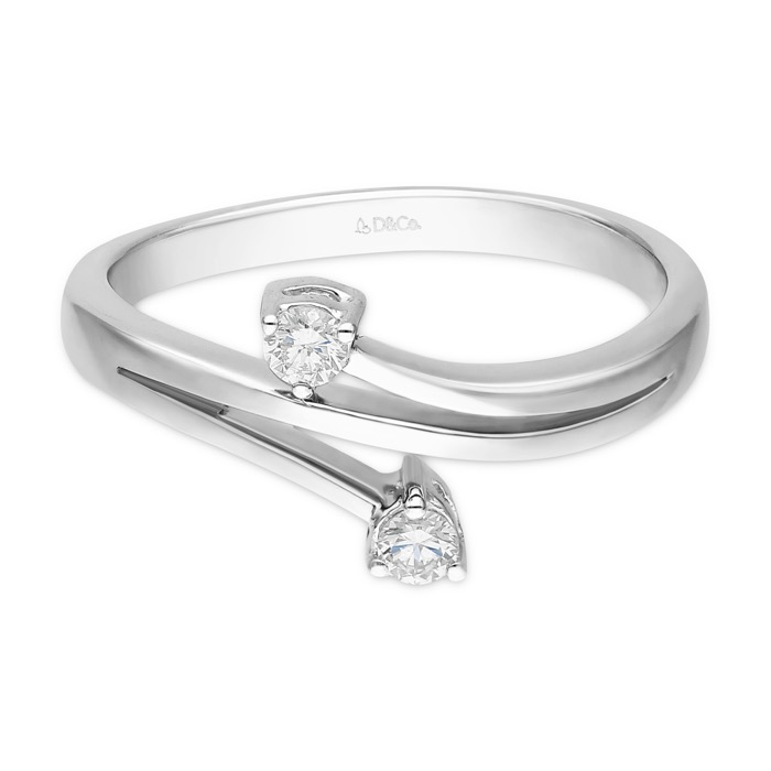Diamond Ladies Ring DCWS0037
