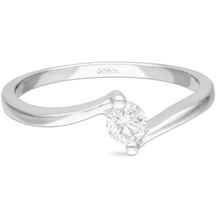 DIAMOND LADIES RING DCWS0055