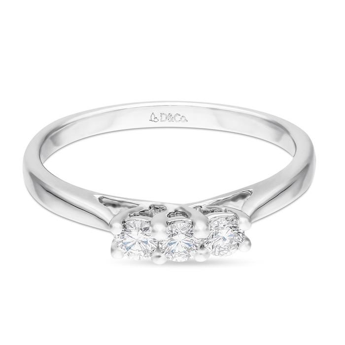 DIAMOND LADIES RING DCWSS0018