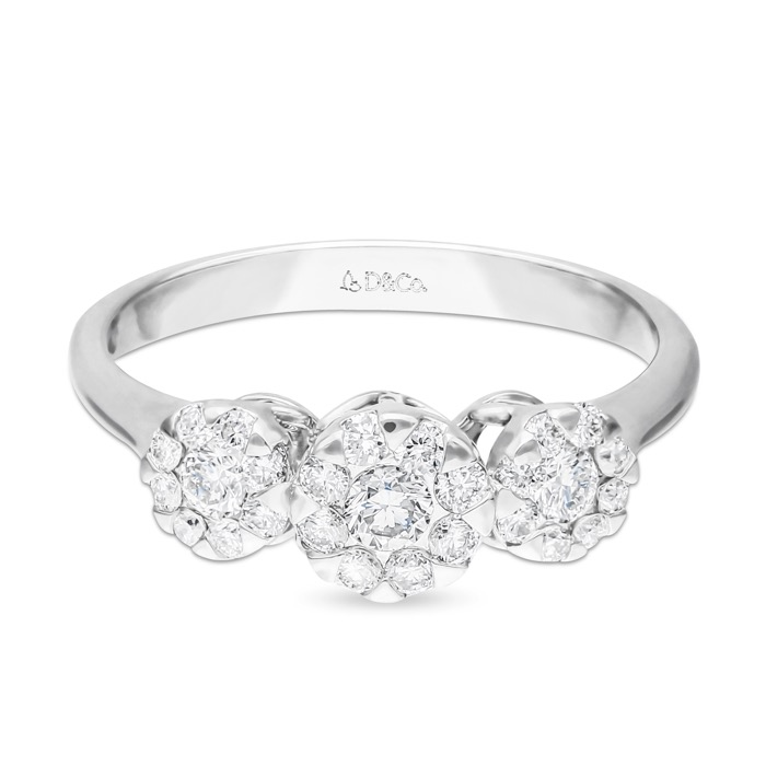 DIAMOND LADIES RING DCWSS0055