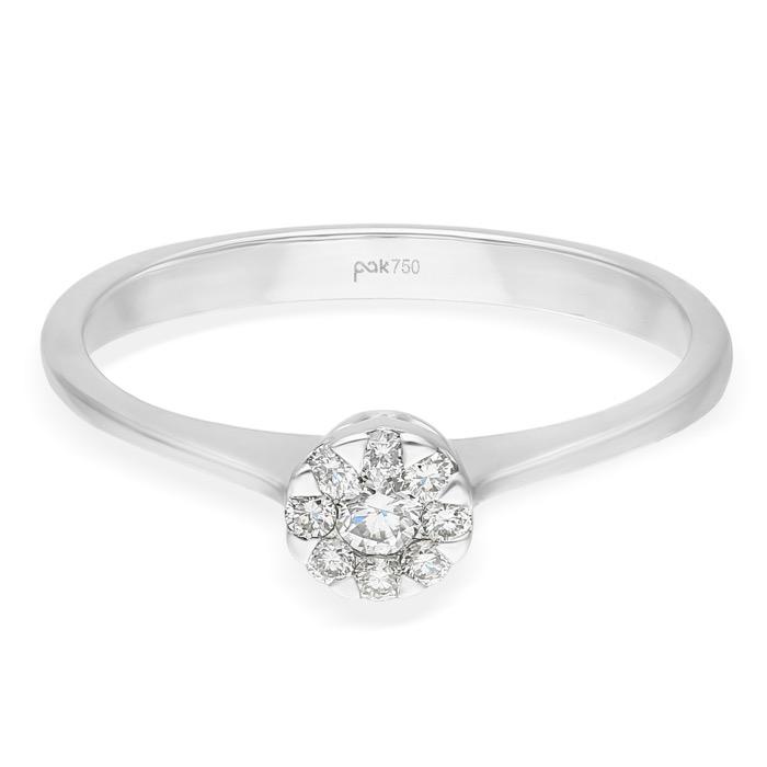 Diamond Ladies Ring DCWSS0059