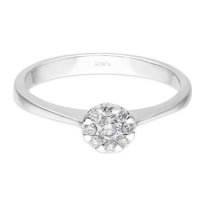 Diamond Ladies Ring DCWSS0060