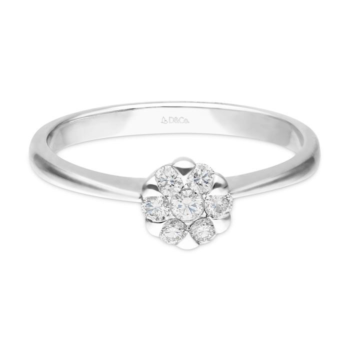 Diamond Ladies Ring DCWSS0069