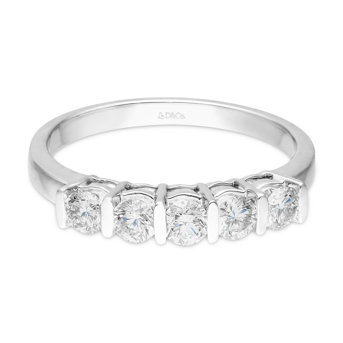 Diamond Ladies Ring DCWSS0100