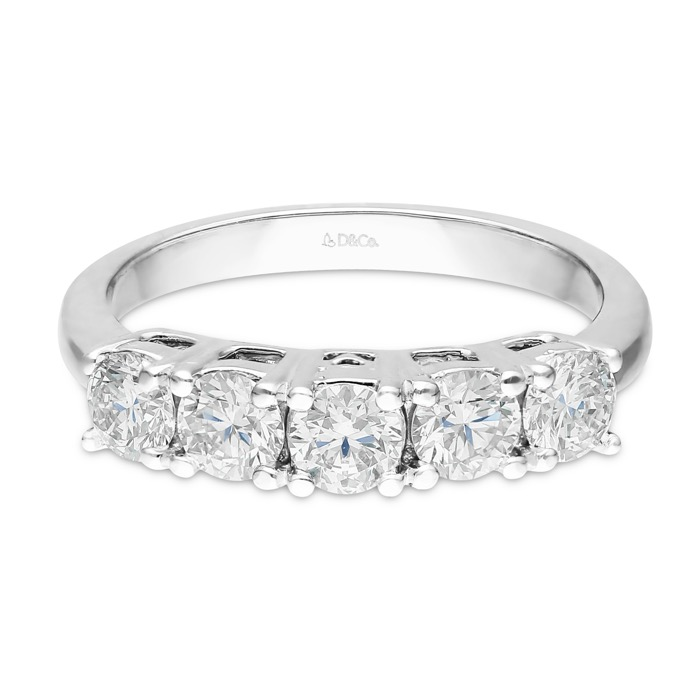 Diamond Ladies Ring DCWSS0120
