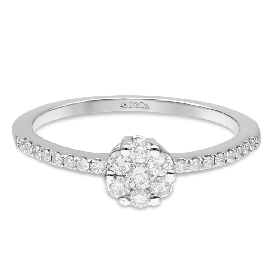Diamond Ladies Ring DRF0012