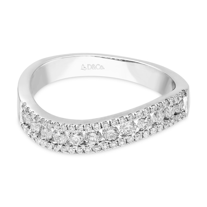 Diamond Ladies Ring DRF0015