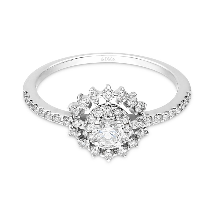Diamond Ladies Ring DRF0029
