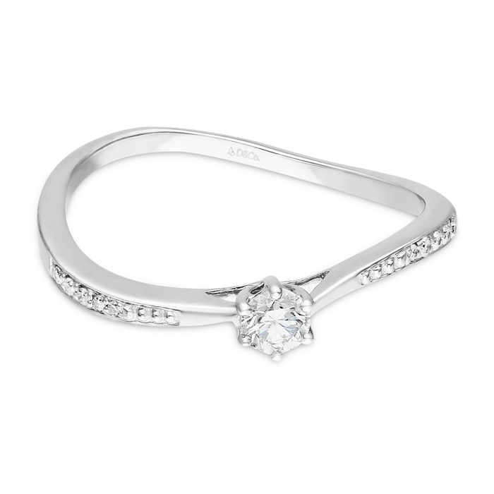 Diamond Ladies Ring DRF0039