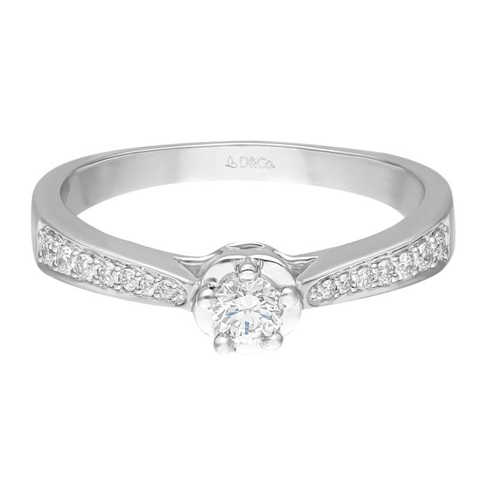 Diamond Ladies Ring DRF0040