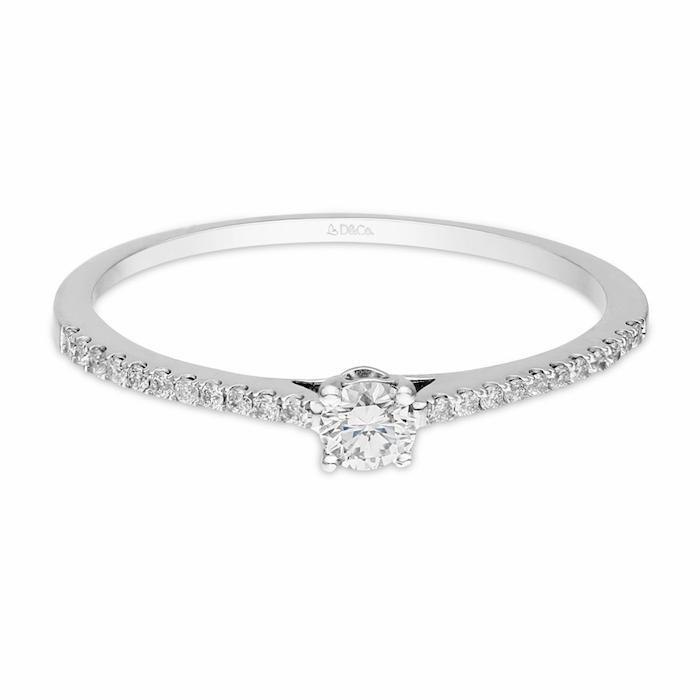Diamond Ladies Ring DRF0043