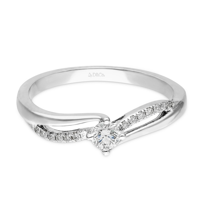 Diamond Ladies Ring DRF0048