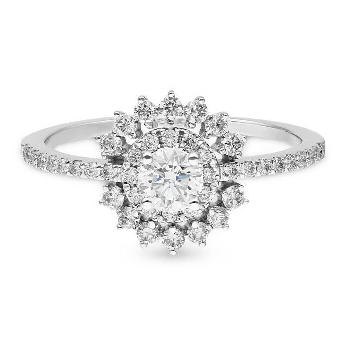 DIAMOND LADIES RING DRF0053