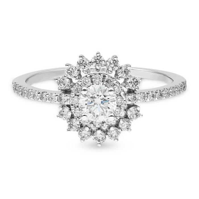 DIAMOND LADIES RING DRF0053