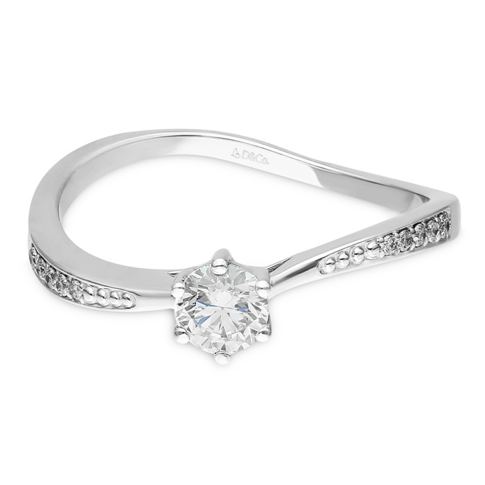 DIAMOND LADIES RING DRF0063