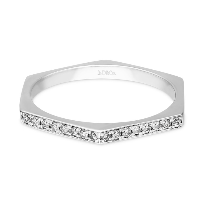 DIAMOND LADIES RING DRF0083