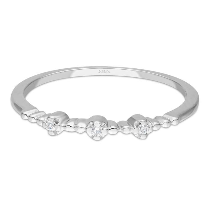Diamond Ladies Ring DRF0093