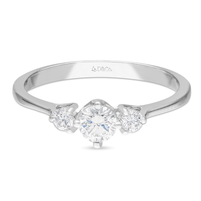 Diamond Ladies Ring DRF0100