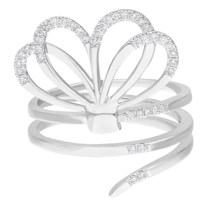 Diamond Ladies Ring DRF0128