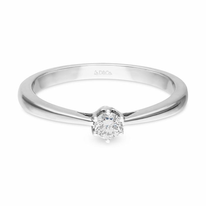 Diamond Ladies Ring DRSS0036