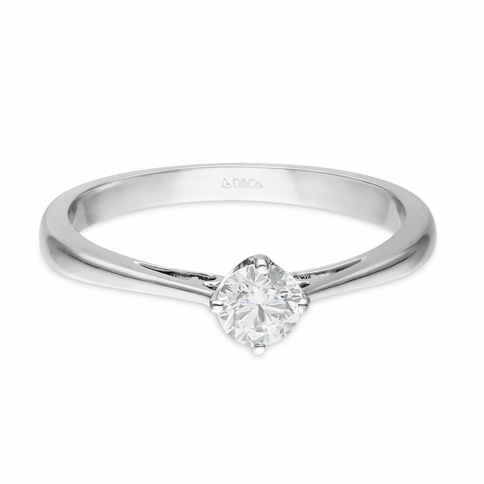 Diamond Ladies Ring DRSS0038