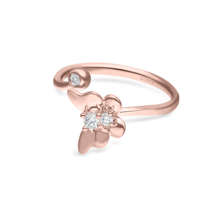 Diamond Ladies Ring JNC-JDR0138-T