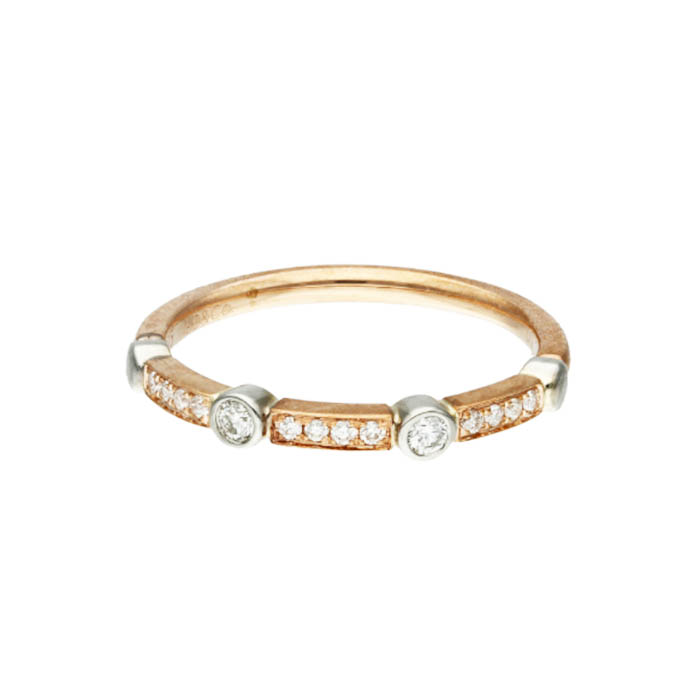 Diamond Ladies Ring JNC-JDR036