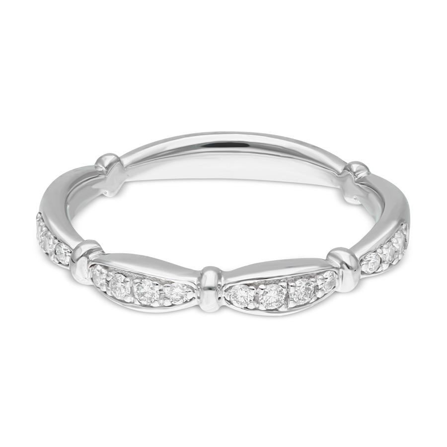 Diamond Ladies Ring JNC-JDR0382B-L
