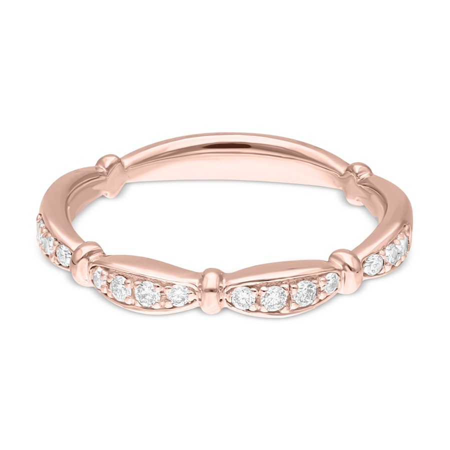 Diamond Ladies Ring JNC-JDR0382B-L