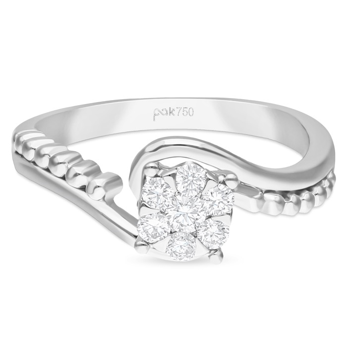 Diamond Ladies Ring JNC-JDR0578-70