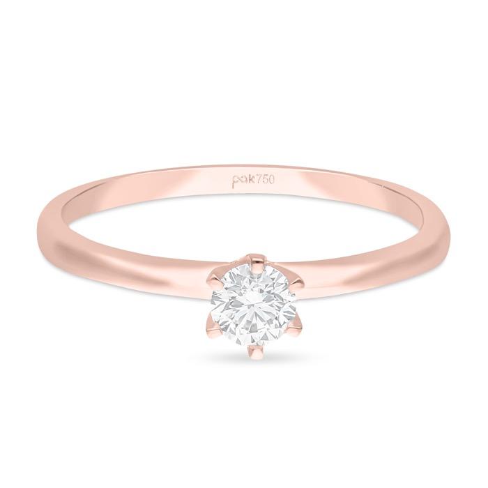 Diamond Ladies Ring JNC-JDR0817-20