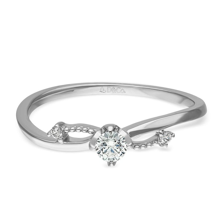 Diamond Ladies Ring JNC-JDR0927