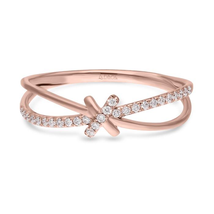 Diamond Ladies Ring JNC-JDR1544