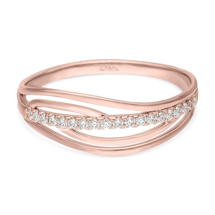 Diamond Ladies Ring JNC-JDR1545