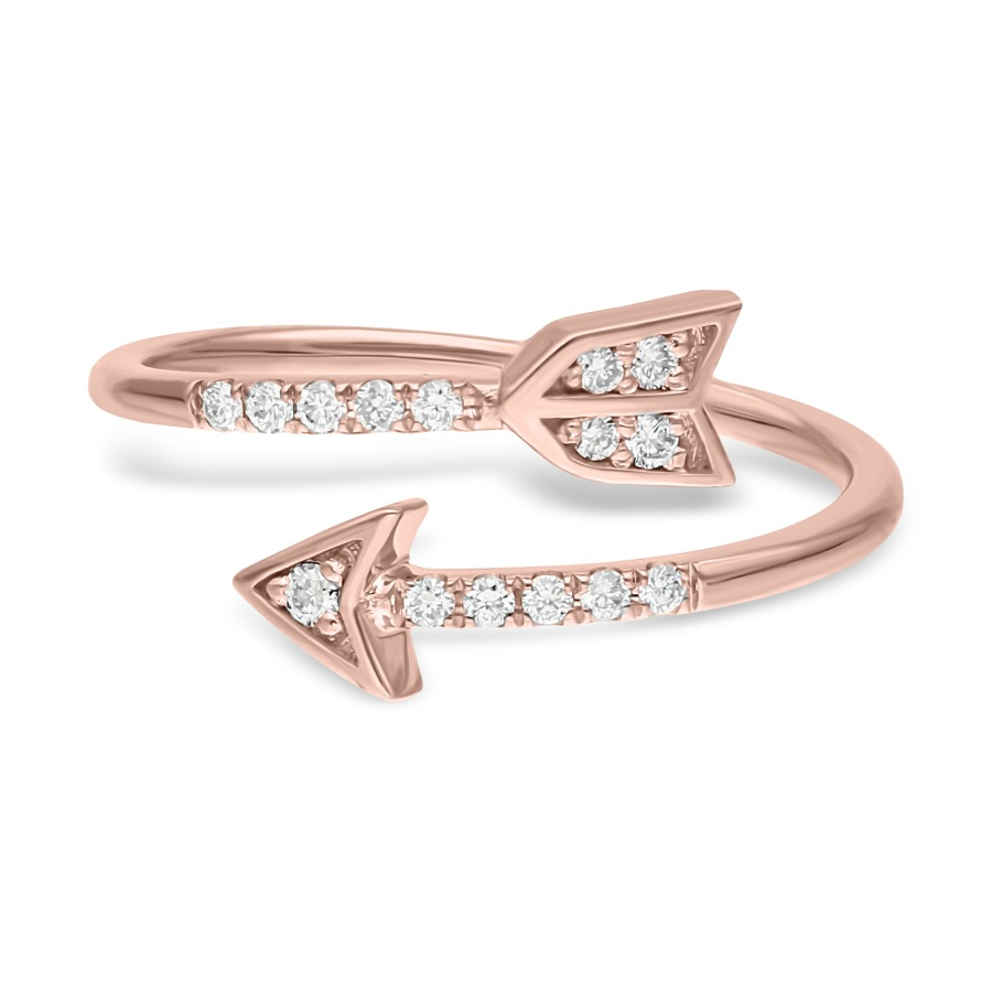Diamond Ladies Ring JNC-JDR1555