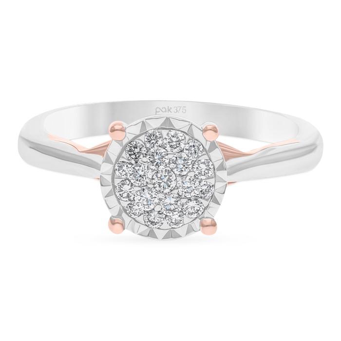 Diamond Ladies Ring JNC-JDR2005