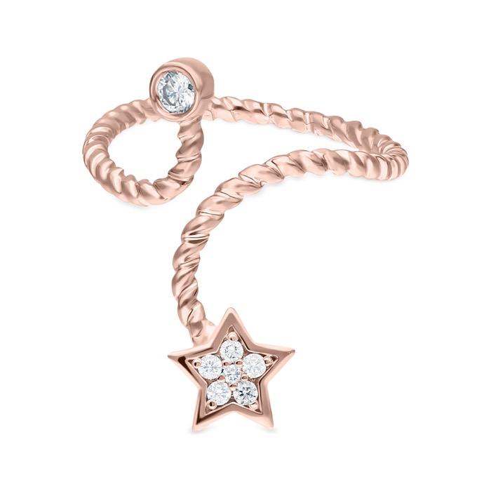 Diamond Ladies Ring JNC-JDR2012