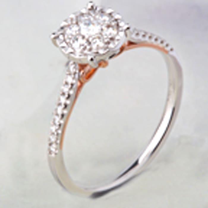 Diamond Ladies Ring JNC-JDR2029