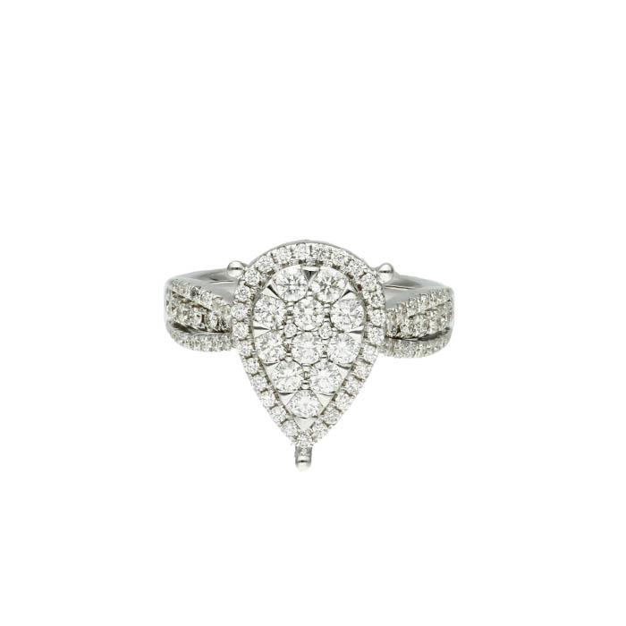 Diamond Ladies Ring JNC-JDR8108