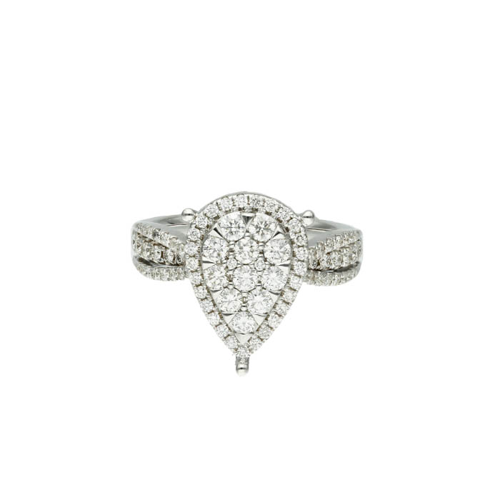 Diamond Ladies Ring JNC-JDR8108