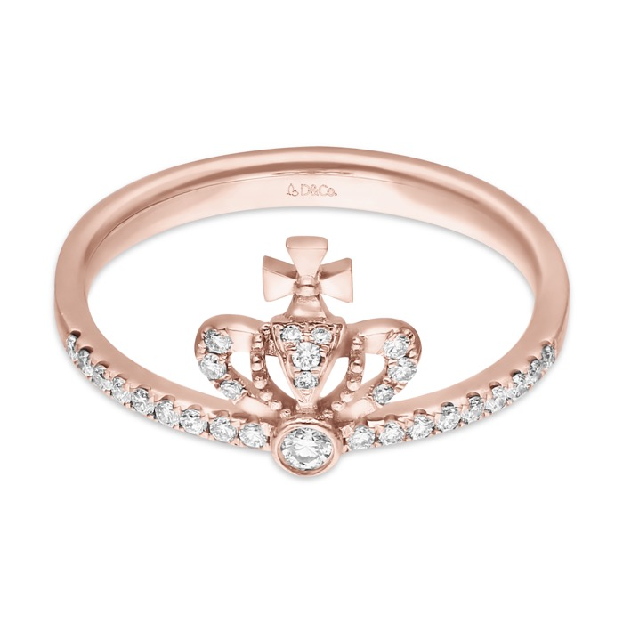 Diamond Ladies Ring JNC-PGR103