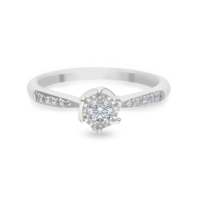 Diamond Ladies Ring JNC-R12437C-60